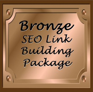 Bronze SEO Link Building Package