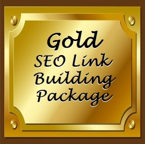 Gold SEO Link Building Package