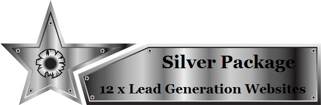 Silver Lead Generation Websites Package